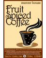 Fruit Spiced Coffee Wine Pouch